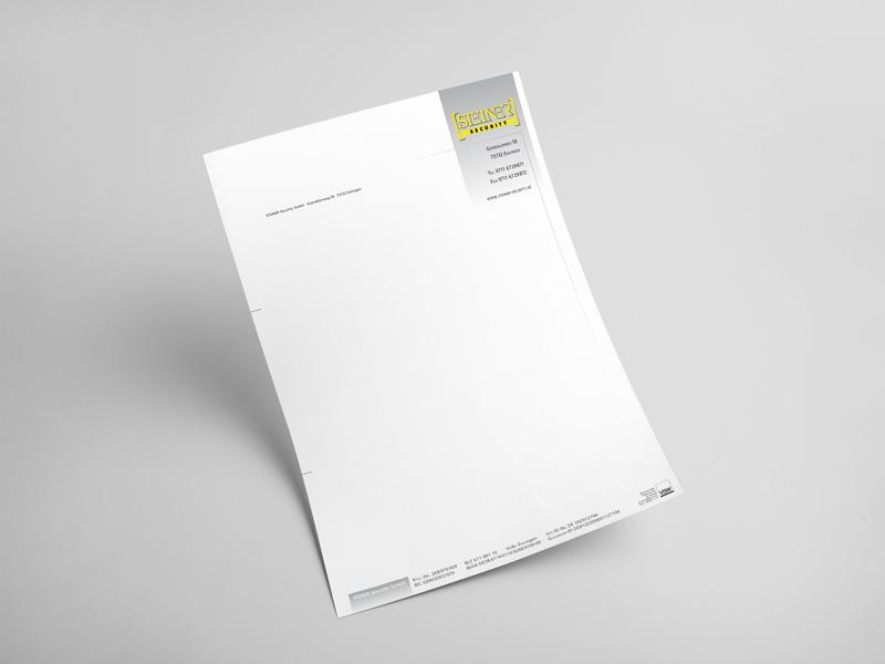 Briefpapier 12 O