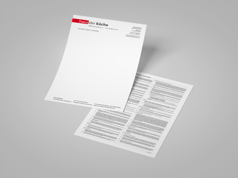 Briefpapier 2 13 O